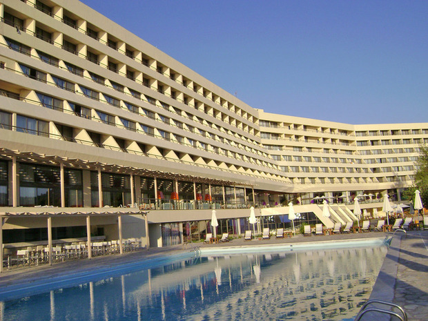 Porto Carras Grand Resort Προέκταση